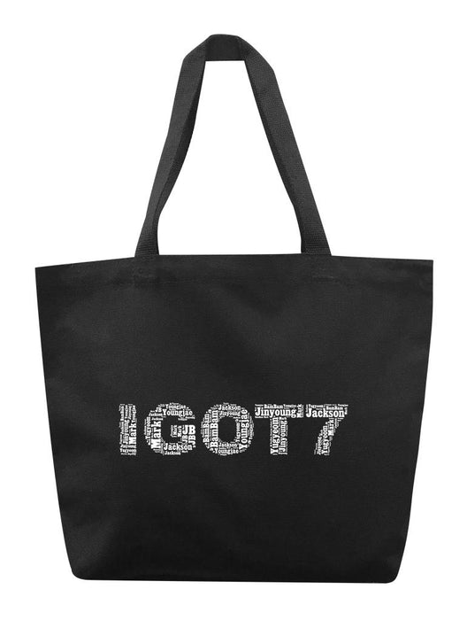 iGOT7 Name Tote Tote AKP Black