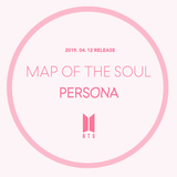 [PRE-ORDER] [BTS] MAP OF THE SOUL: PERSONA