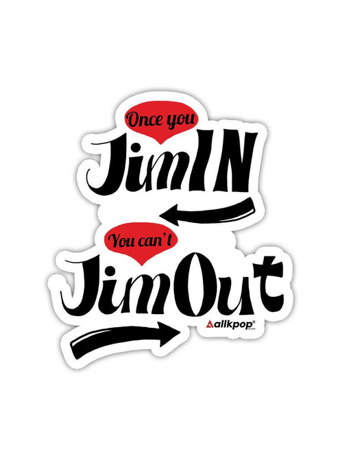 Jiminout Sticker Stickers AKP