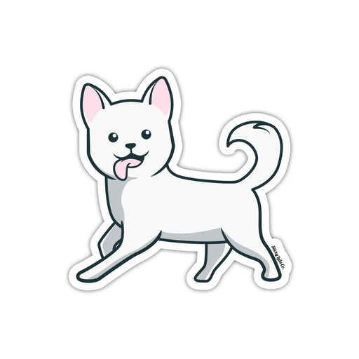 Jindo Sticker