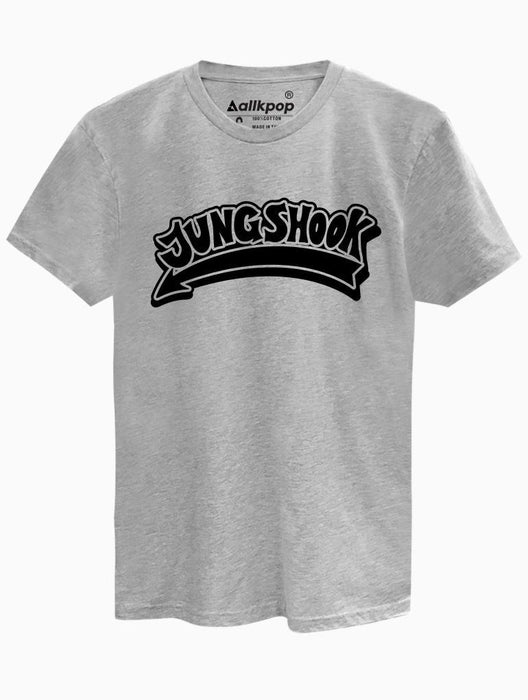 Jungshook Tee Tees AKP Male Grey Small
