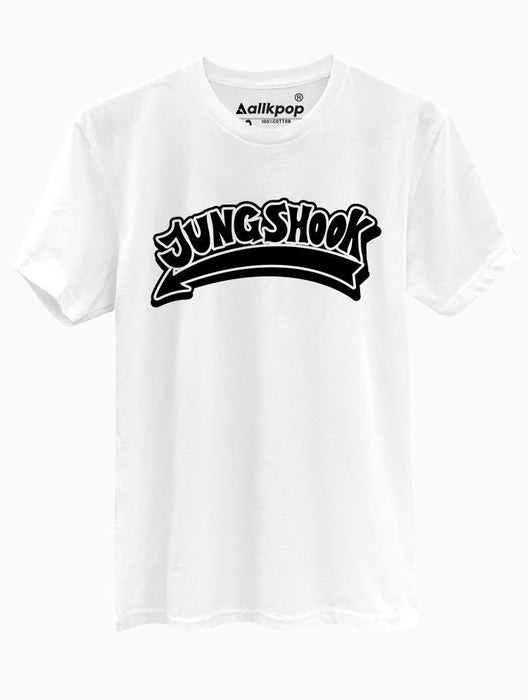 Jungshook Tee Tees AKP Male White Small