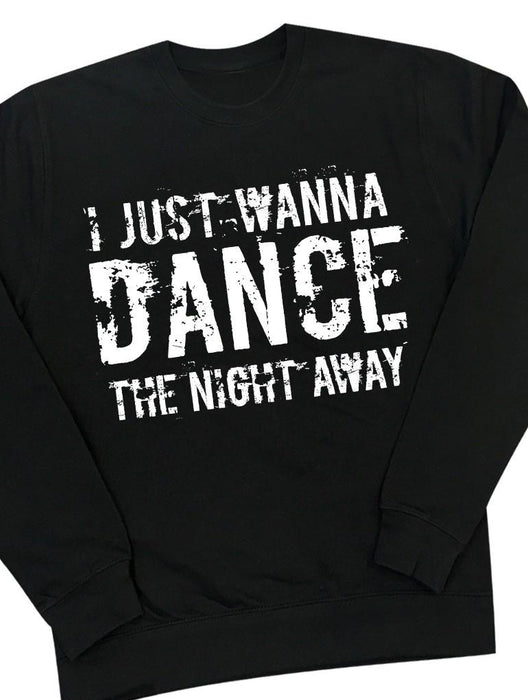 Just Dance Crew Crews AKP Unisex Black Small
