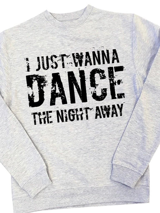 Just Dance Crew Crews AKP Unisex Grey Small