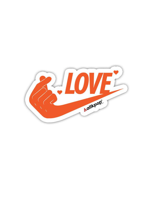 Just Love It Sticker Stickers AKP