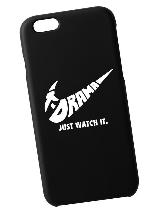 Just Watch It Case Phone Case AKP Black