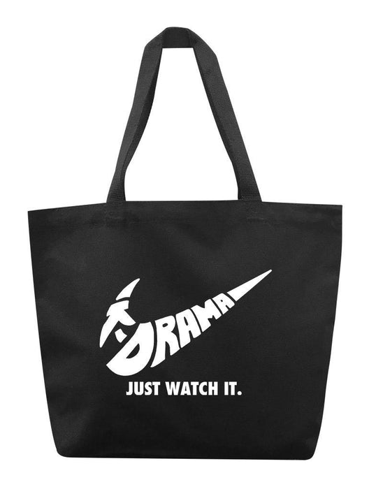 Just Watch It Tote Tote AKP Black