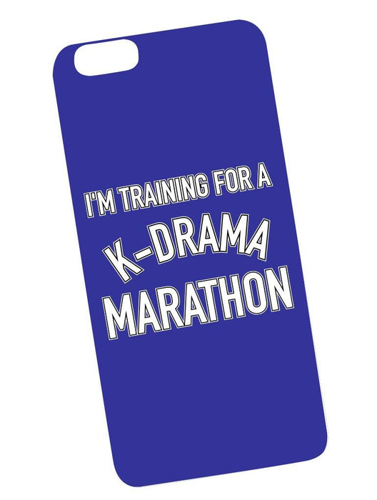 K-Drama Marathon Case Phone Case AKP Purple