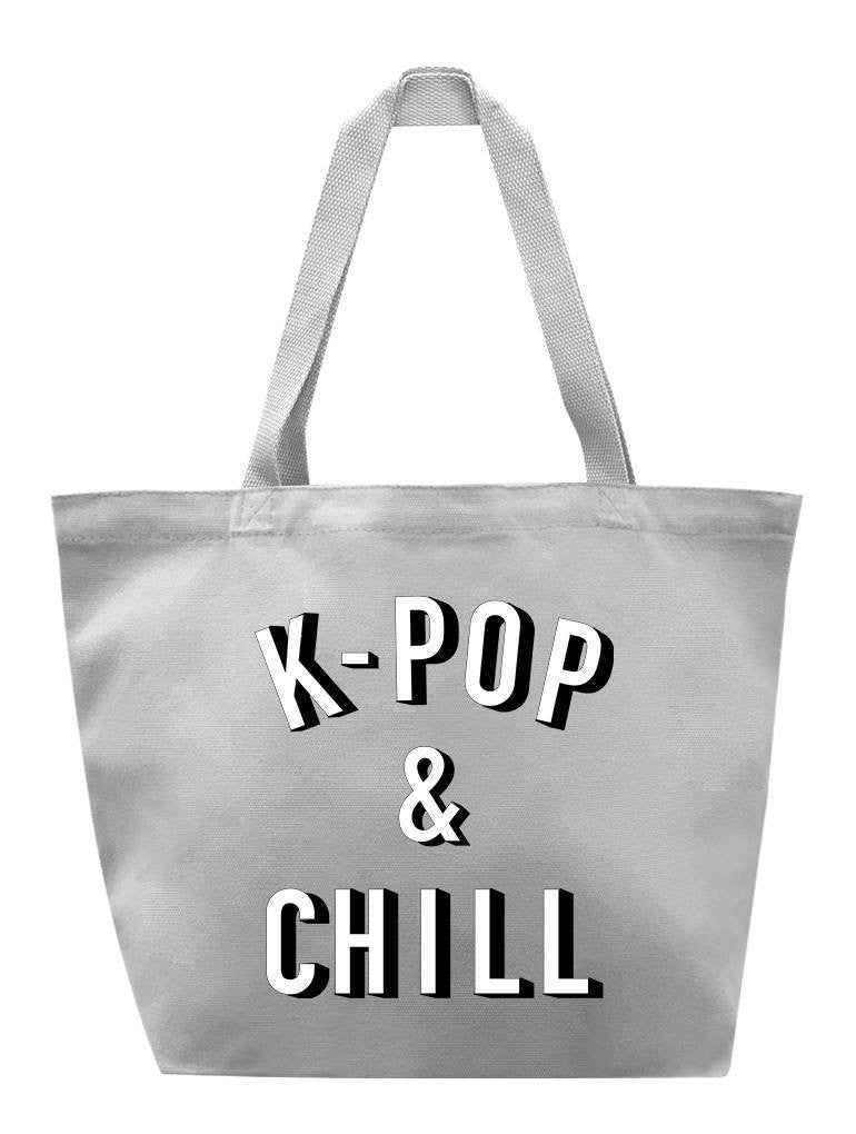 K-POP & CHILL Tote