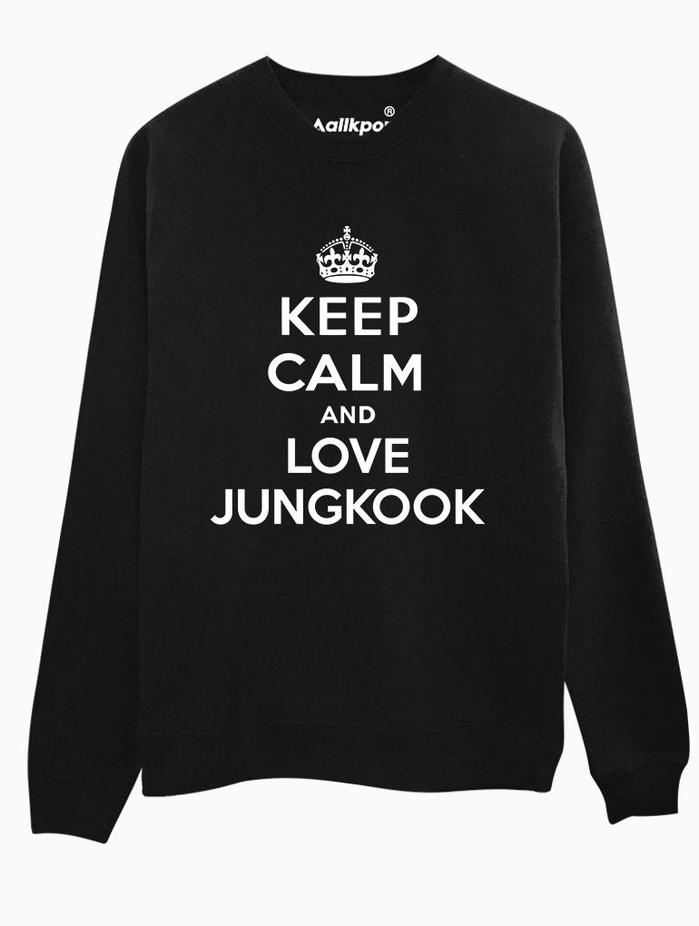 Keep Jungkook Crew