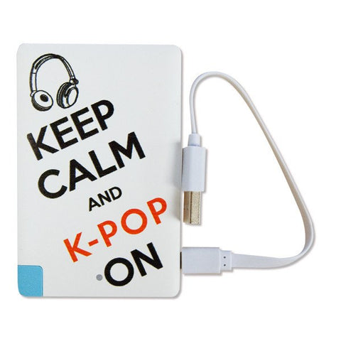 Keep Calm and K-Pop On!