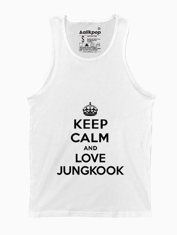 Keep Jungkook Tank