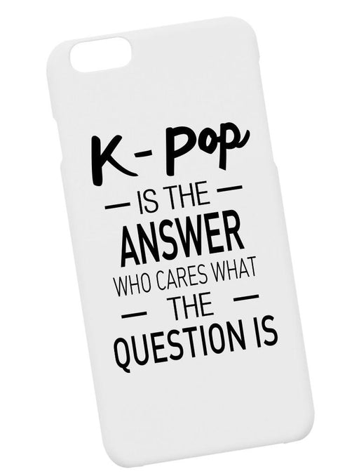 K-Pop is the Answer Case