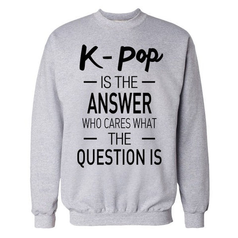 K-Pop is the Answer Crew