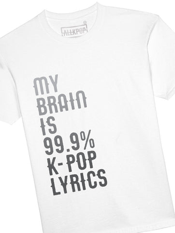 KPOP Lyrics Tee