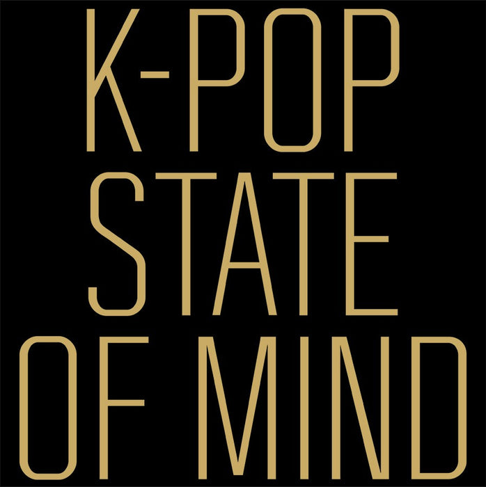 K-Pop State of Mind Tank