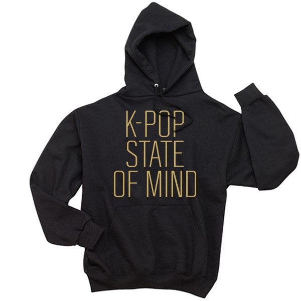 K-Pop State of Mind Hoodie