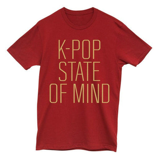 K-Pop State of Mind Tee