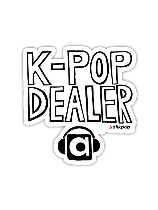 K-POP Dealer Sticker