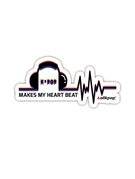 KPOP Beat Sticker