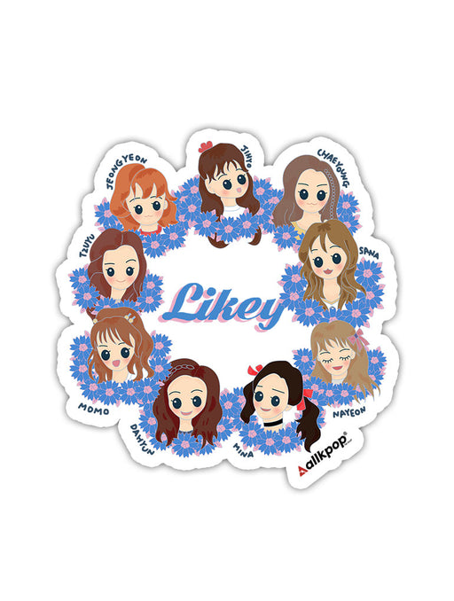 Likey Chibi Sticker