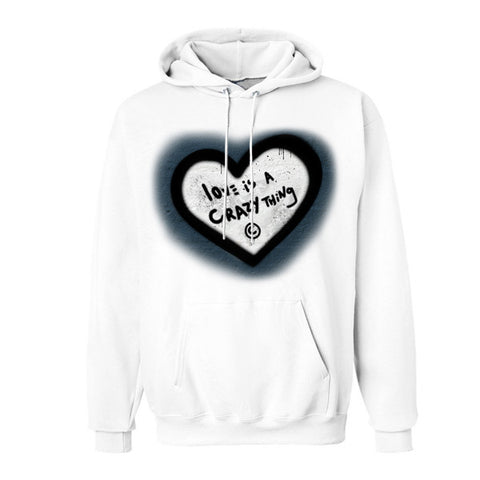 Love is a Crazy Thing Hoodie
