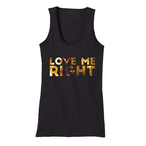 LOVE ME Right Tank