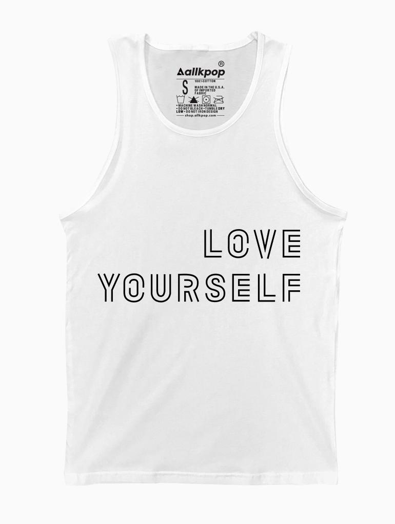 Love Yourself Tank