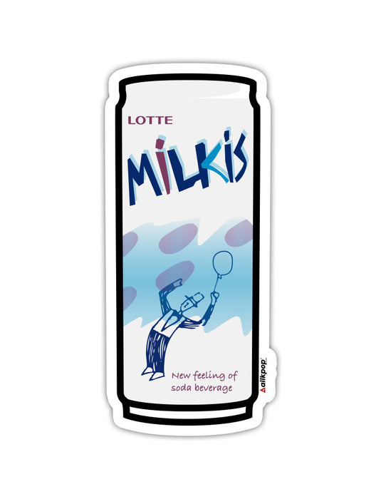 Milkis Sticker