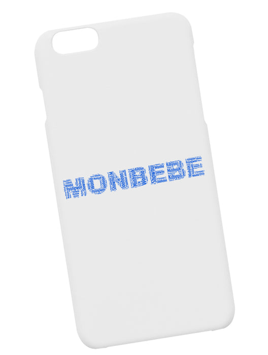 MONBEBE Name Case