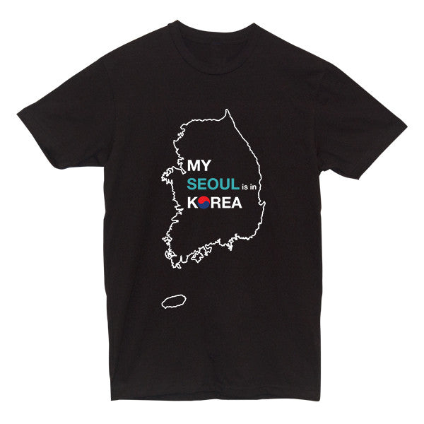 My Seoul is in Korea Tee