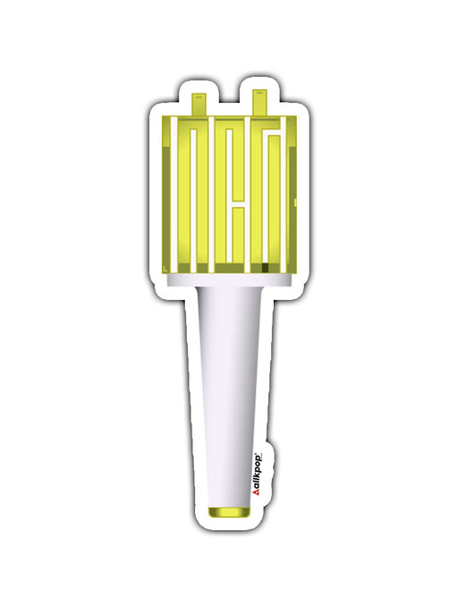 NCT Lightstick Sticker
