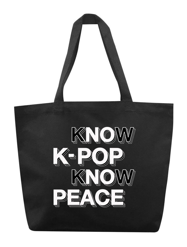 Know Kpop Tote