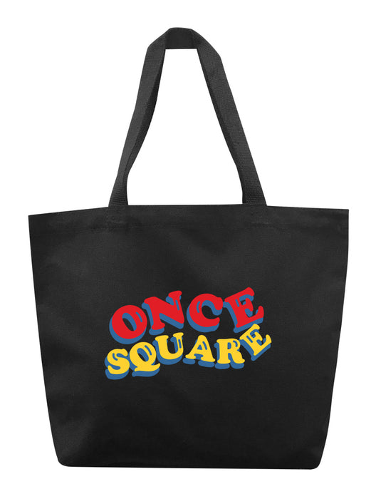 Once Square Tote