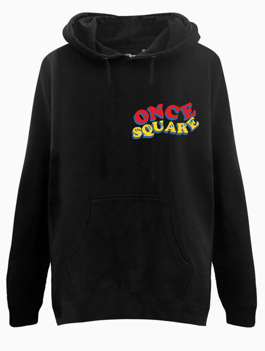 Once Square Hoodie