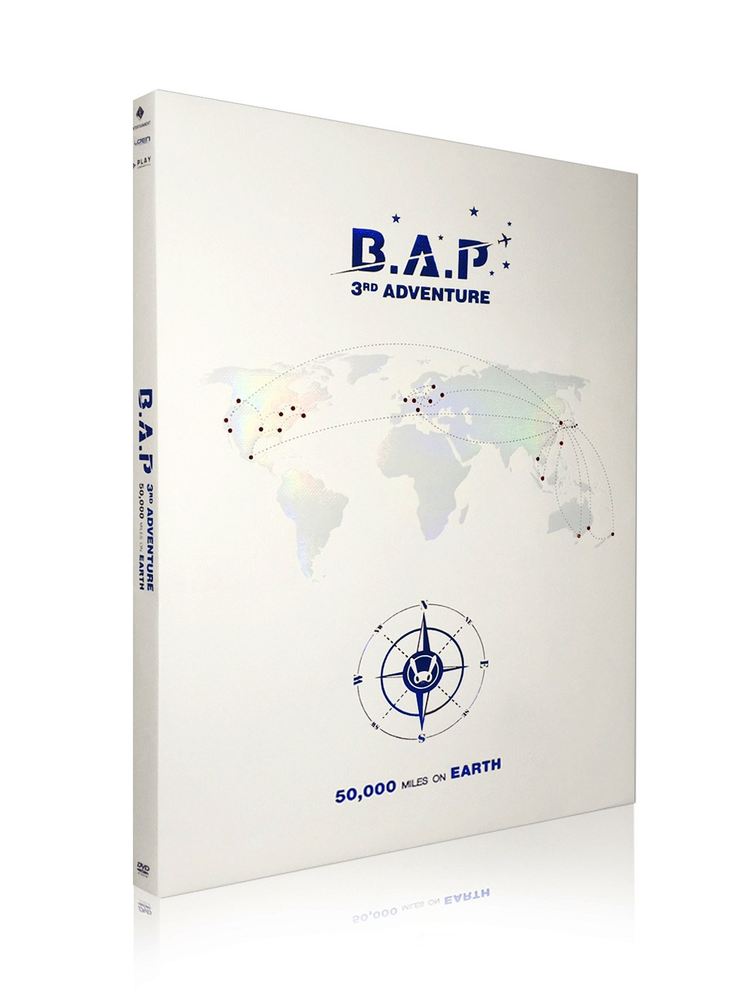 [Exclusive] B.A.P 3rd Adventure [50,000 Miles on Earth]