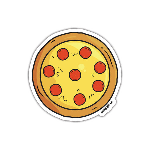 Pizza Pie Sticker