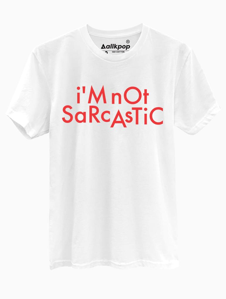 So Sarcastic Tee