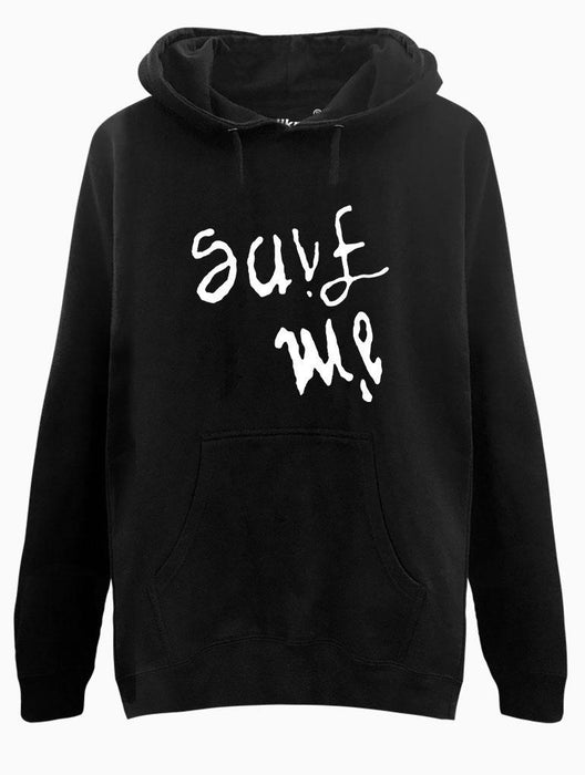 Save Me Drip Hoodie Hoodies AKP Unisex Black Small
