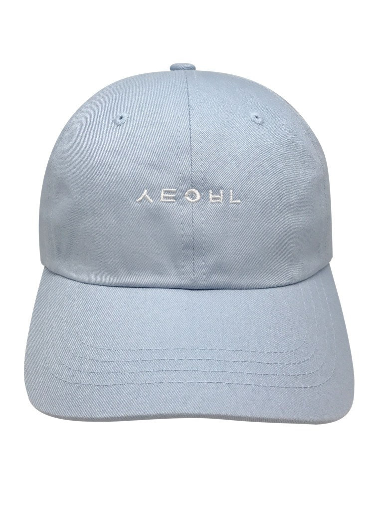 allkpop THE SHOP – Seoul Dad Hat ee3d846309dc