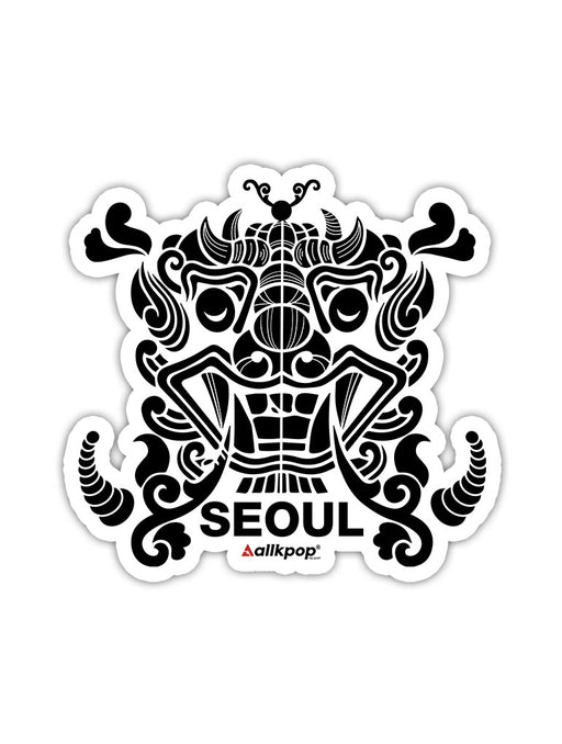 Seoul Goblin Sticker