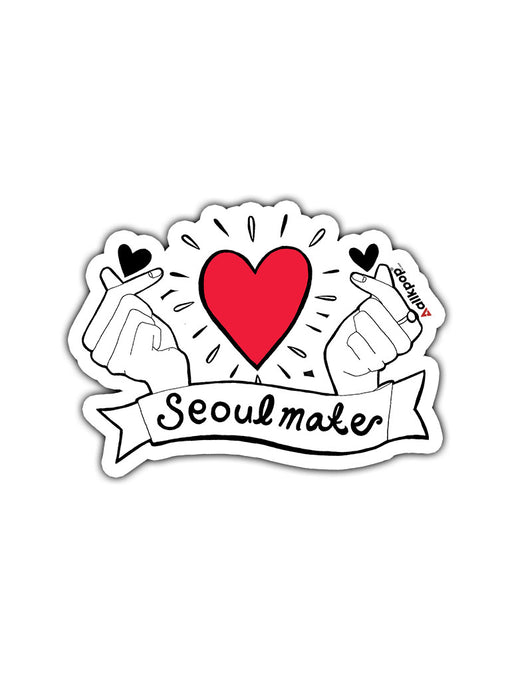 Seoulmate Sticker