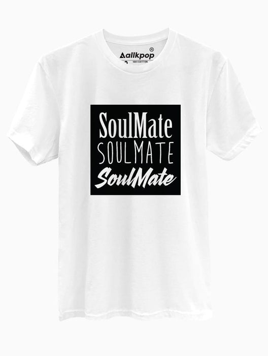 Soulmate x3 Tee Tees AKP Male White Small