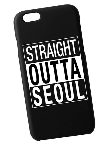 Straight Outta Seoul Case