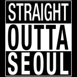 Straight Outta Seoul Hoodie