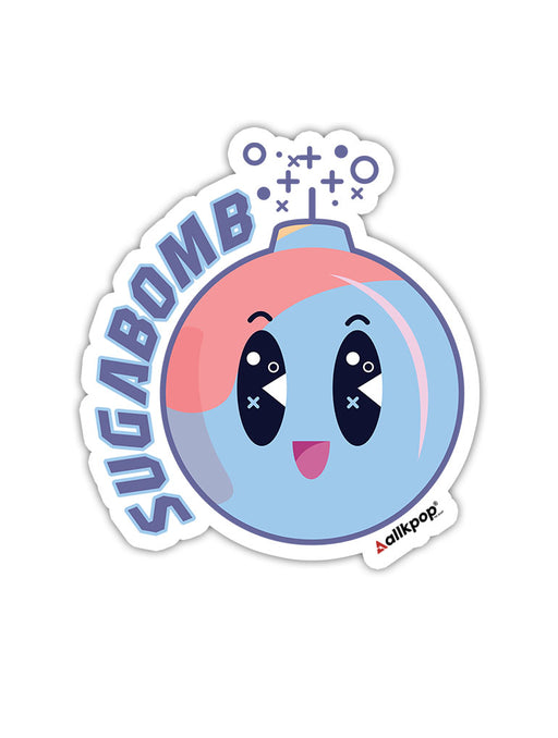 SUGABOMB Sticker