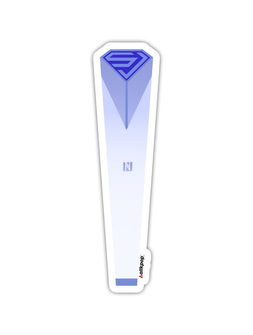 Super Junior Lightstick Sticker