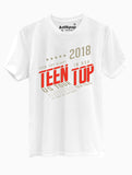 Teen Top 2018 Tour Tee