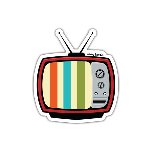 TV Sticker