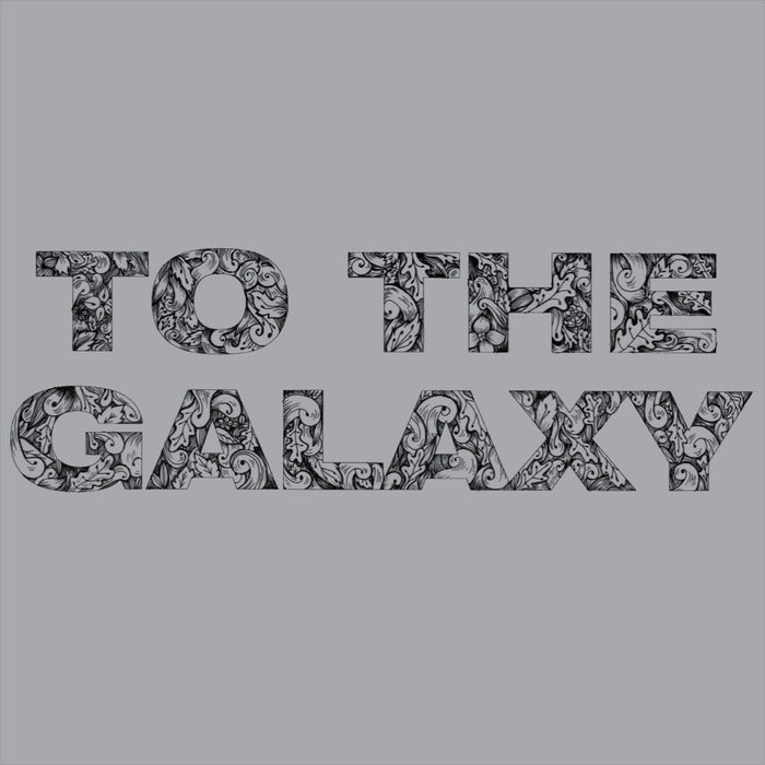 To The Galaxy Hoodie
